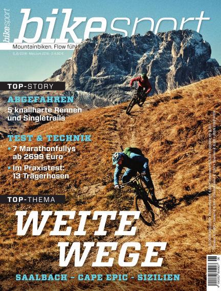 bikesport e-mtb April 04, 2016 00:00