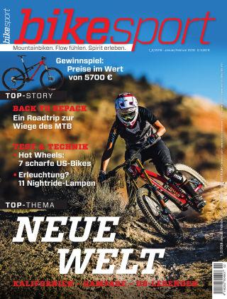 bikesport e-mtb 01-02/2016