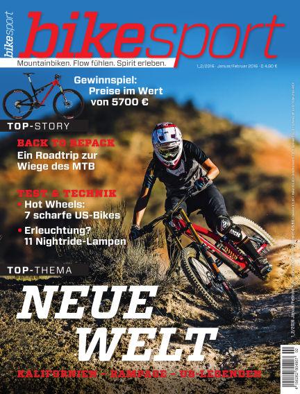 bikesport e-mtb December 07, 2015 00:00