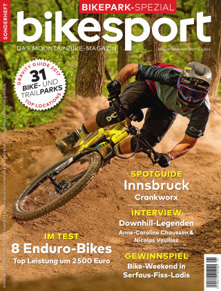 bikesport e-mtb 2017/bikeparks
