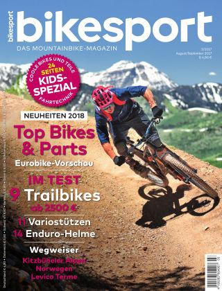 bikesport e-mtb 03/2017