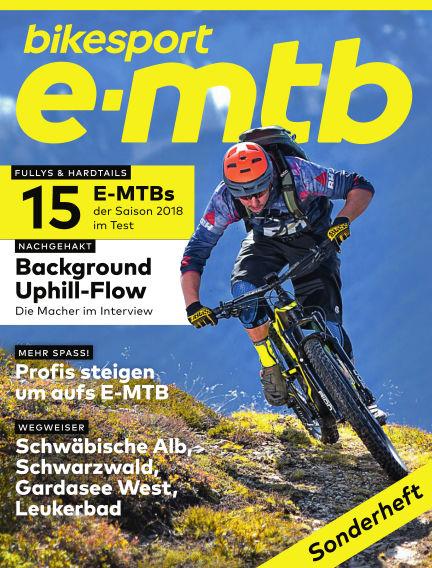 bikesport e-mtb November 02, 2017 00:00