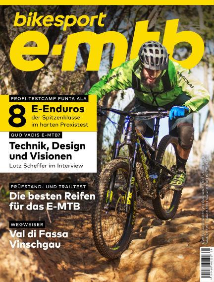 bikesport e-mtb April 05, 2018 00:00
