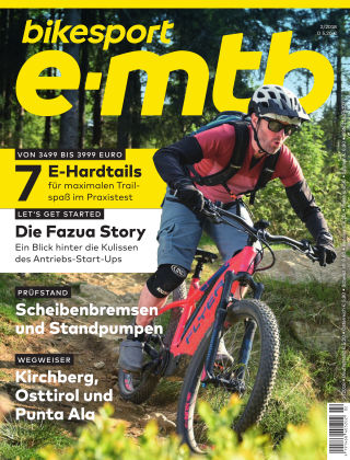 bikesport e-mtb 02-2018