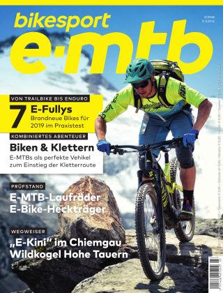 bikesport e-mtb 03-2018