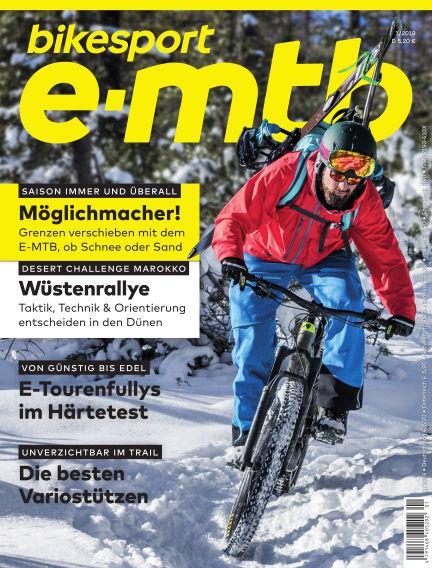 bikesport e-mtb March 05, 2019 00:00