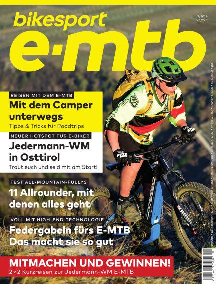 bikesport e-mtb June 14, 2019 00:00
