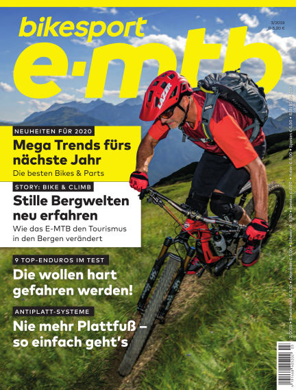 bikesport e-mtb October 16, 2019 00:00