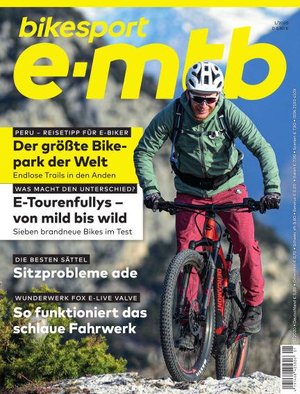 bikesport e-mtb February 28, 2020 00:00