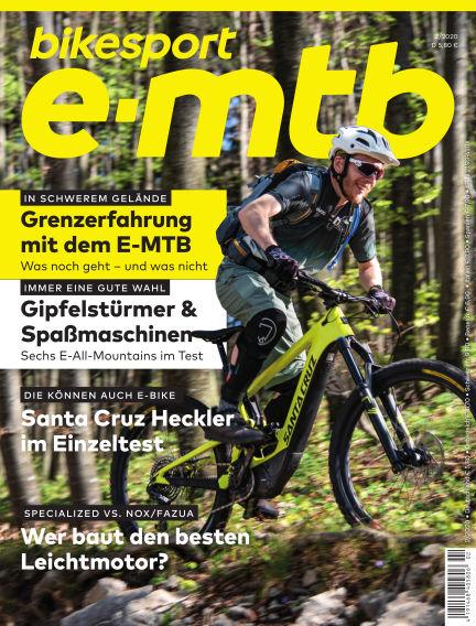 bikesport e-mtb May 29, 2020 00:00