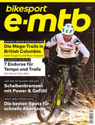 bikesport e-mtb 3/2020