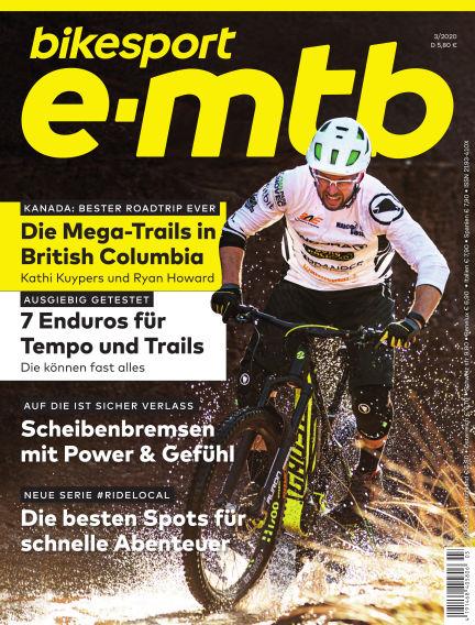bikesport e-mtb July 31, 2020 00:00