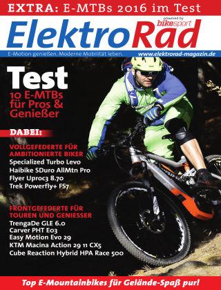 ElektroRad 2016/E-MTB Spezial