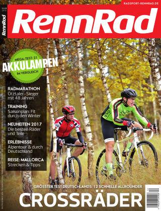 RennRad 11-12/2016