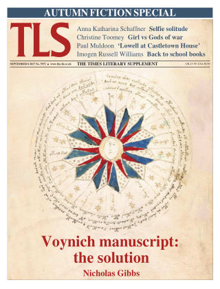 The TLS 8th September 2017