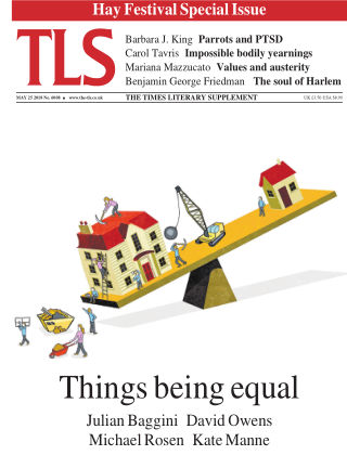 The TLS 25th May 2018