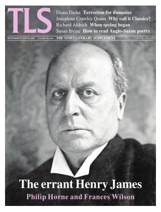 The TLS 21st September 2018