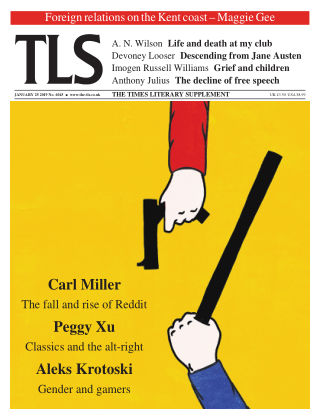 The TLS 25th January 2018