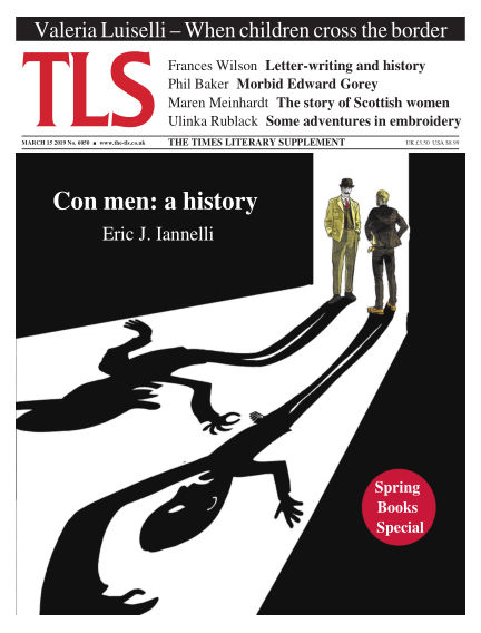 The TLS March 15, 2019 00:00