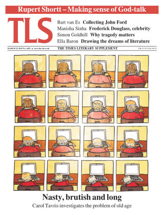 The TLS 22nd March 2019