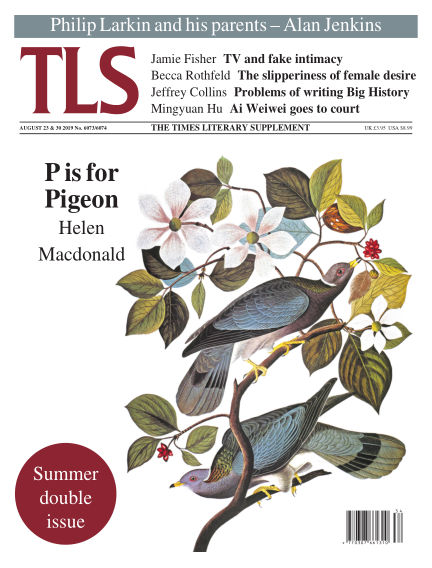 The TLS August 23, 2019 00:00