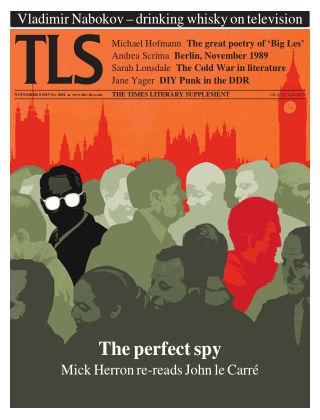 The TLS 8th November 2019