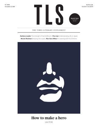 The TLS 22nd November 2019