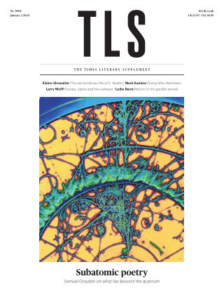 The TLS 3rd January 2020