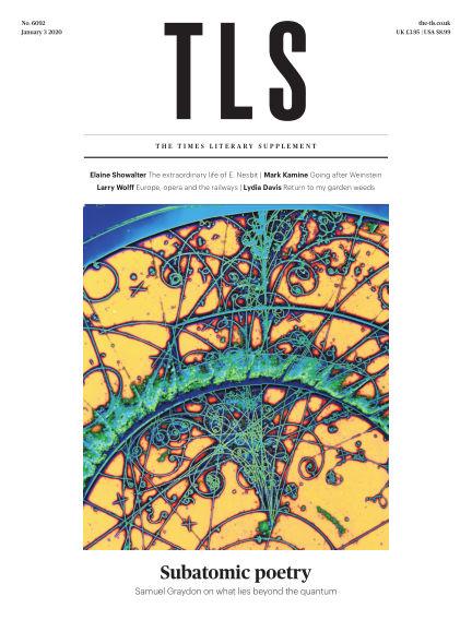 The TLS January 03, 2020 00:00