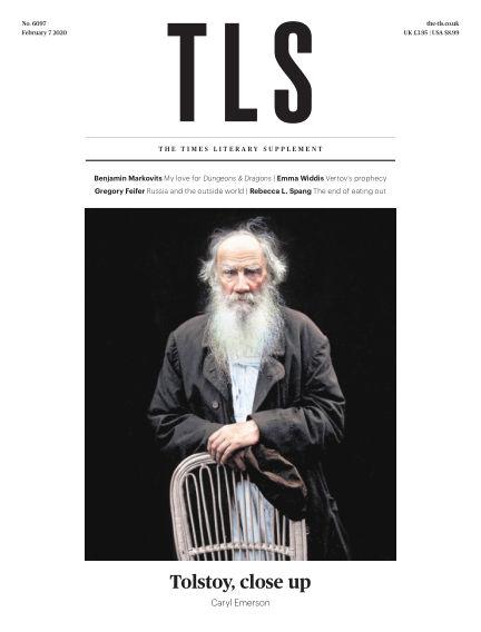 The TLS February 07, 2020 00:00