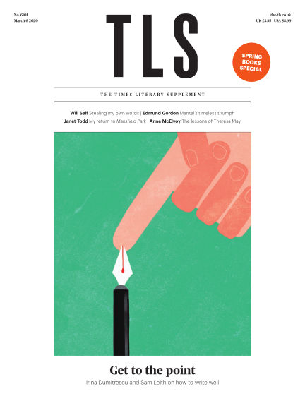 The TLS March 06, 2020 00:00