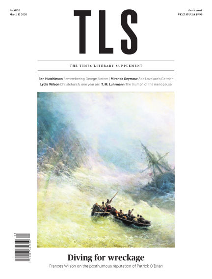 The TLS March 13, 2020 00:00