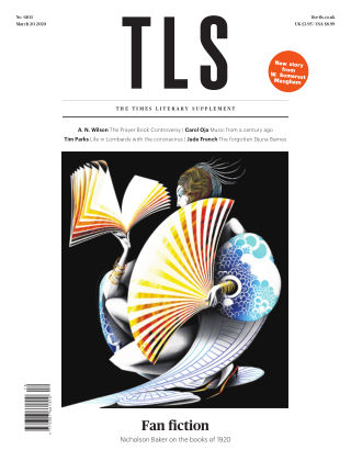 The TLS 20th March 2020
