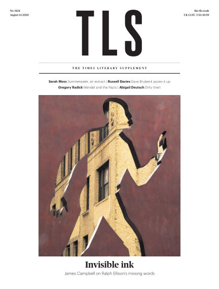 The TLS August 14, 2020 00:00