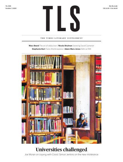 The TLS October 02, 2020 00:00