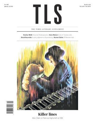 The TLS 22nd January 2021