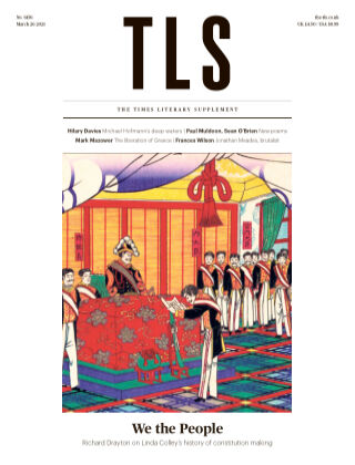 The TLS 26th March 2021