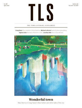 The TLS 2nd April 2021