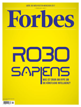 Forbes Februar 2017