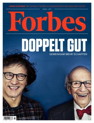 Forbes März 2017