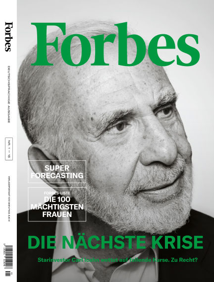 Forbes January 31, 2018 00:00