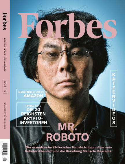 Forbes March 01, 2018 00:00