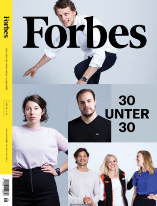 Forbes 30 Unter 30