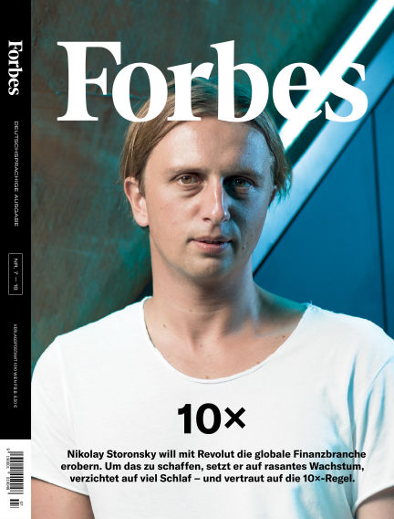 Forbes June 30, 2018 00:00
