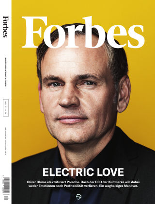 Forbes Sharing Economy
