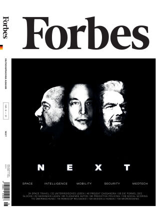 Forbes 6 — 21, NEXT