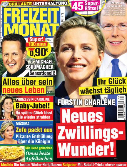 Freizeit Monat December 27, 2016 00:00