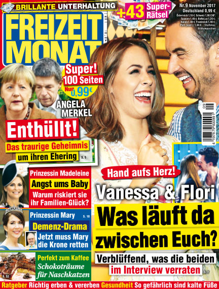 Freizeit Monat October 13, 2017 00:00