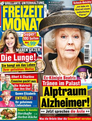 Freizeit Monat 09/2018