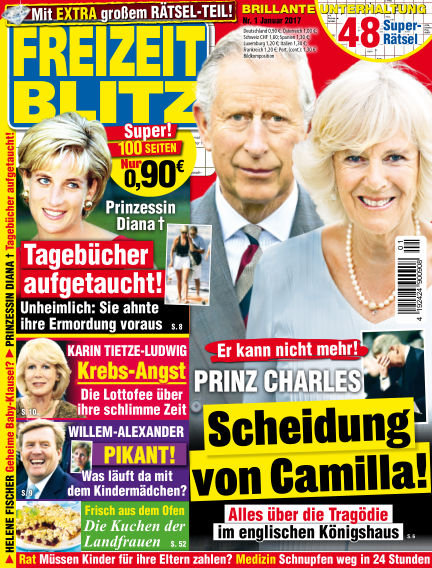 Freizeit Blitz November 23, 2016 00:00
